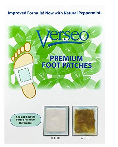 Detox patches for feet review